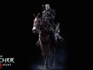 Horse, The Witcher 3 Wild Hunt, game, The Witcher 3: Wild Hunt