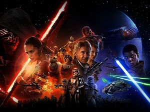 Characters, Star Wars: The Force Awakens, Star Wars: The Force Awakens