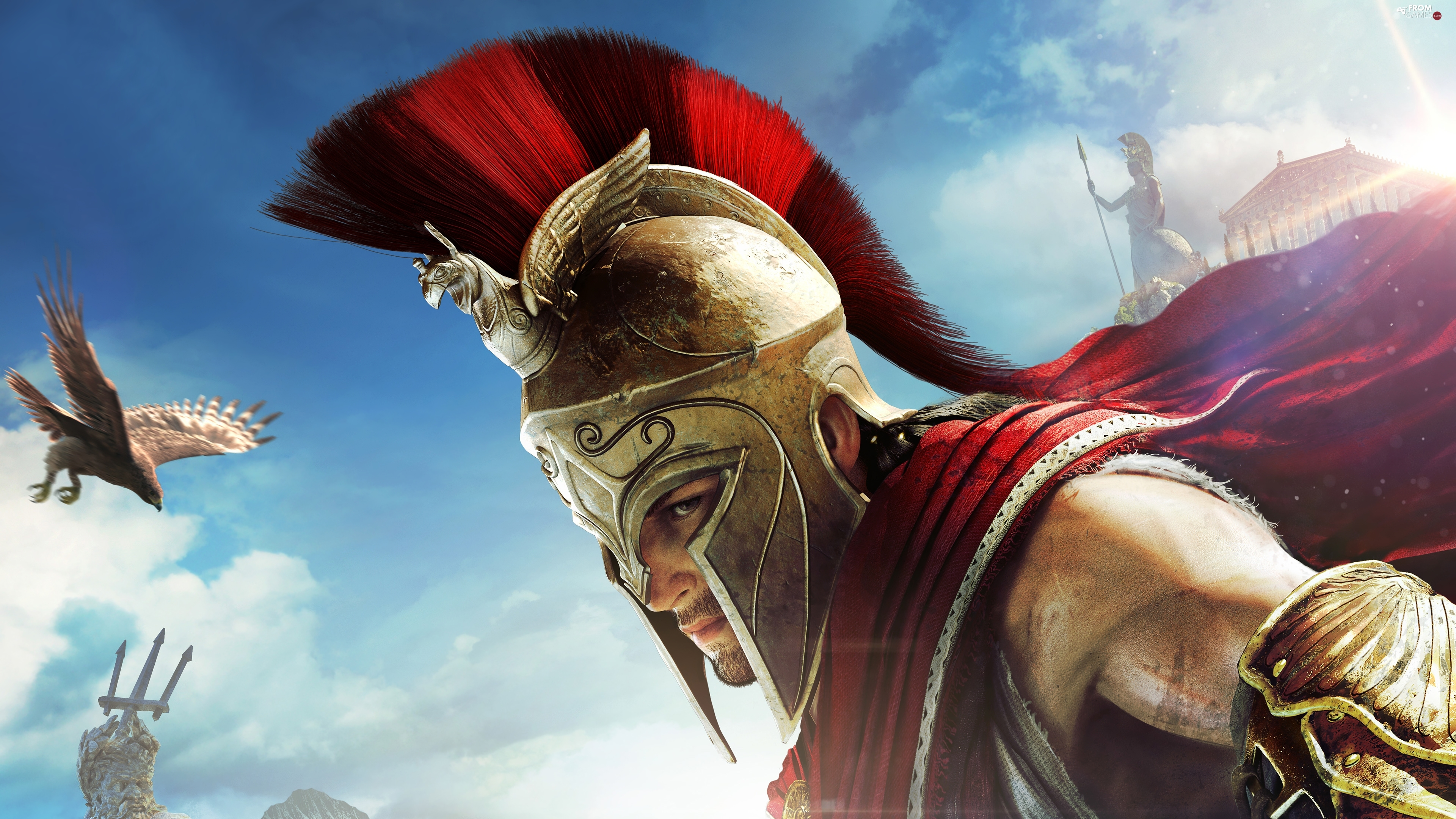 Game Alexios Helmet Assassins Creed Odyssey From Games