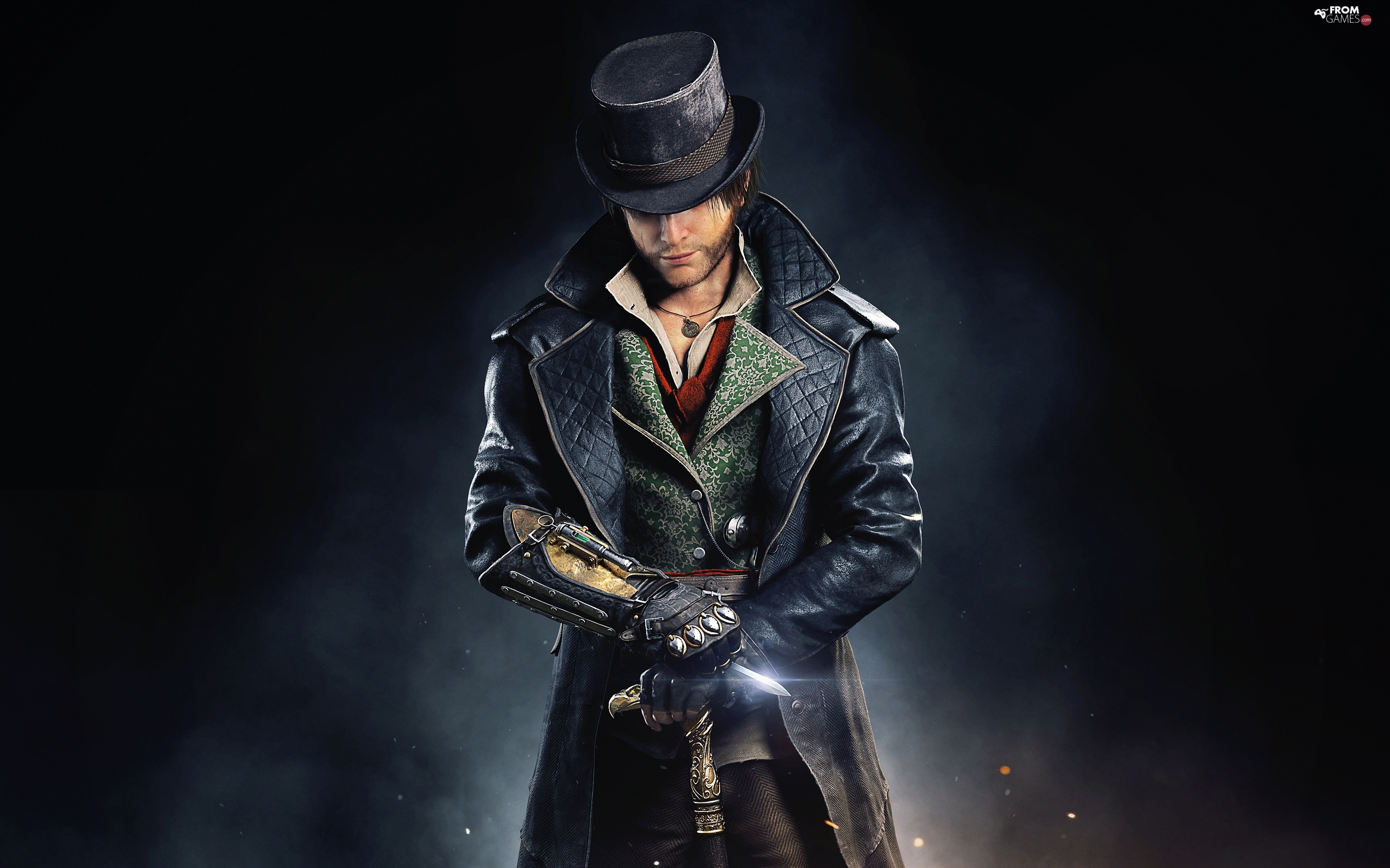 Assassins Creed Syndicate, Jacob Frey