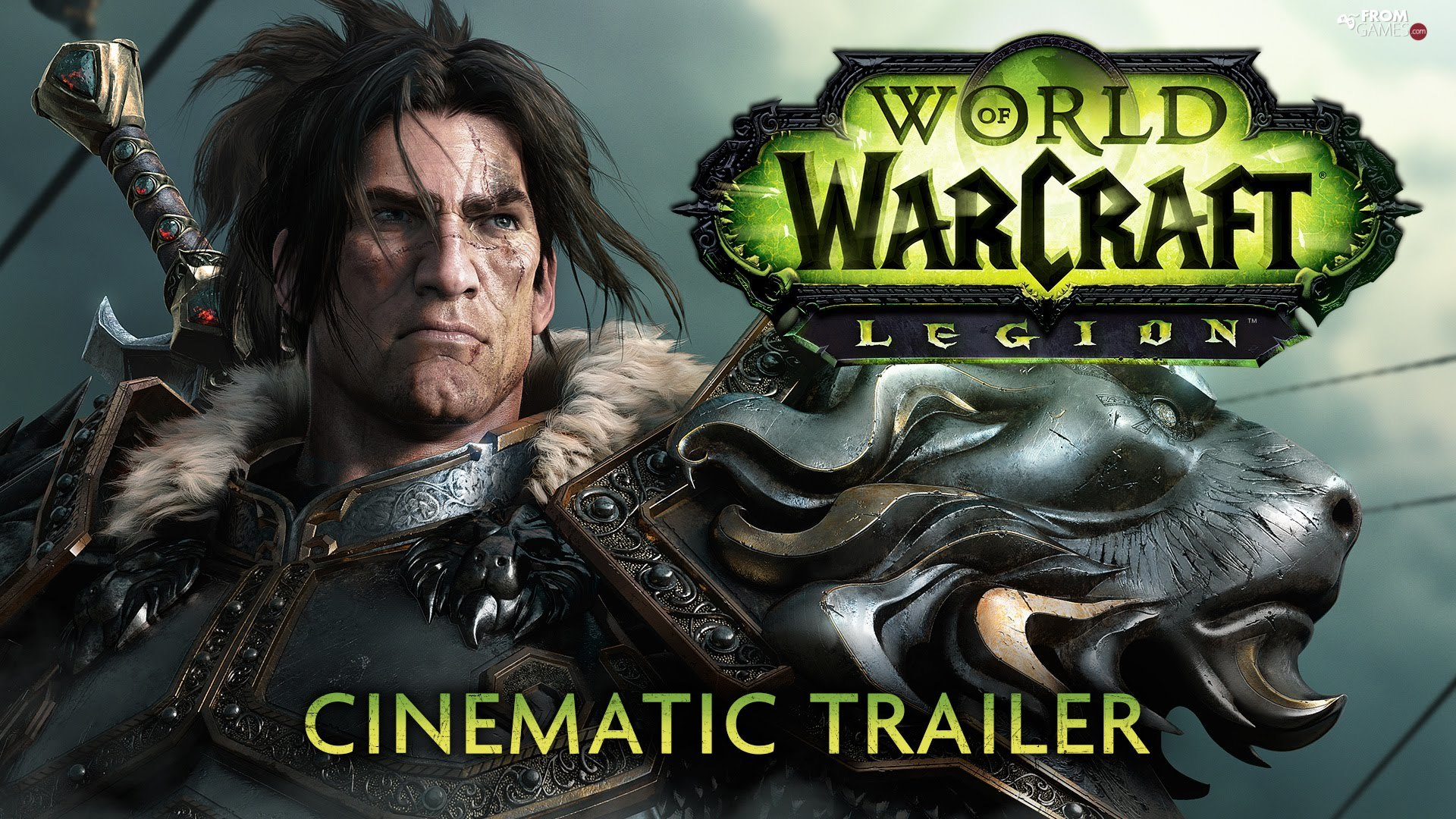 Varian Wrynn, game, World of Warcraft: Legion