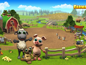animals, game, Farmerama