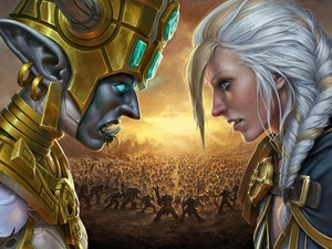 Princess Talanji, Jaina Proudmoore, World of Warcraft Battle for Azeroth, Characters, game