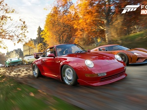 race, Forza Horizon 4, cars