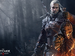 Geralt of Rivia, game, The Witcher 3: Wild Hunt