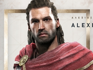 Alexios, game, Assassins Creed Odyssey