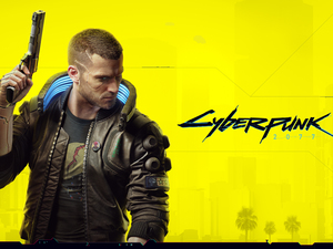 Cyberpunk 2077, form, Gun, Video Game