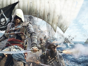 game, Assassins Creed IV : Black Flag