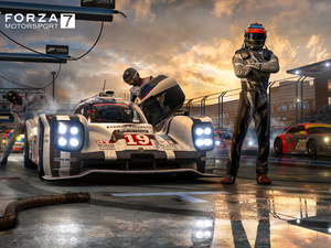 race, players, Forza Motorsport 7, cars, game