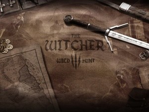 dagger, graphics, The Witcher 3 Wild Hunt, Map, The Witcher 3 Wild Hunt